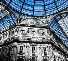 Vittorio Emanuele Gallery by Mariusz Prusaczyk