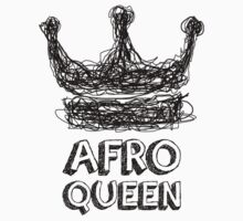 Afro Queen by Sofia Black