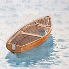 The Rowing Boat by Jennifer J Watson
