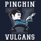 Pinching Vulcans by purvart