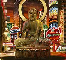 American Buddha by Rob Schouten