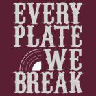 everyplatewebreak - logo by everyplate