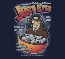 Just Eyes! by robotrobotROBOT