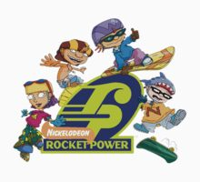 Rocket Power by theguyontheleft
