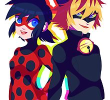 Miraculous Ladybug  by xenvita
