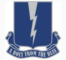 550th Infantry Regiment - A Bolt From The Blue by VeteranGraphics