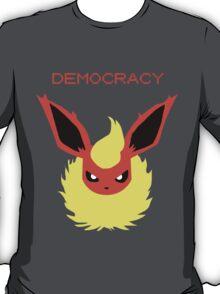 DEMOCRACY - Twitch Plays Pokemon T-Shirt