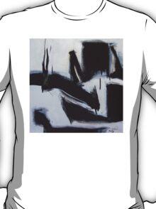 Planting Seeds - New Black White Abstract Stylish Fine Art T-Shirt