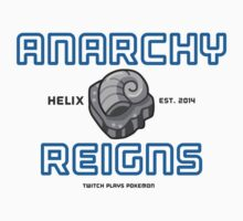 Twitch Plays Pokemon: Anarchy Reigns - Blue Sticker by Twitch Plays Pokemon