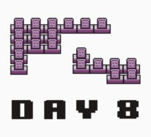 Day 8: Twitch Plays Pokemon (bigger image) by mindychinchilla