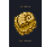 In Helix We Trust - Limited Edition Photographic Print