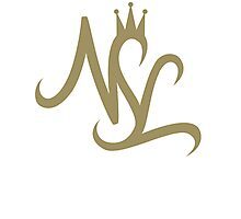 NSL Gold Crown Photographic Print