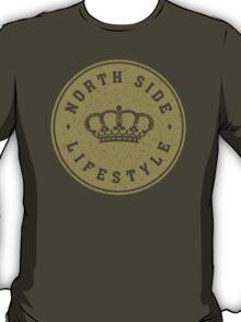 NSL Gold Royal Crown T-Shirt