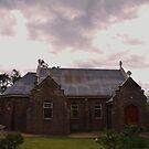 Dungowan Church by Liz Worth