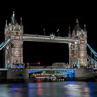 Tower Bridge by mhfore