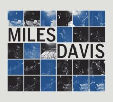 Miles Davis - Jazz Master by erebusnz