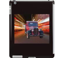 The little red ute iPad Case/Skin