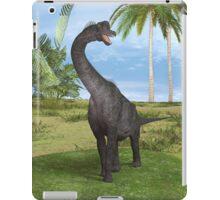 Dinosaur Brachiosaurus iPad Case/Skin