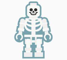 Lego Skeleton by edoc