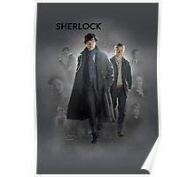 BBC Sherlock Poster