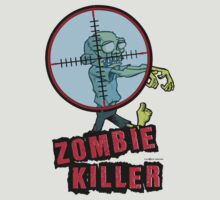 Zombie Killer by supernate77