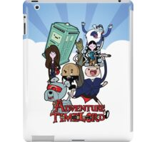 Adventure Time-Lord Generation 12 iPad Case/Skin