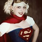 Supergirl - Steampunk 001 by Courtoon