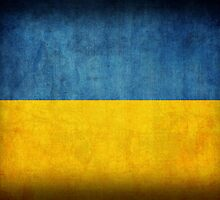 Ukraine Flag by flaglover