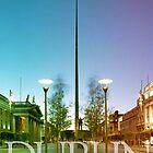 Dublin (green/orange gradient)  by vinnie107