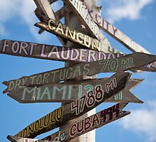 Southernmost Sign by adamstuart