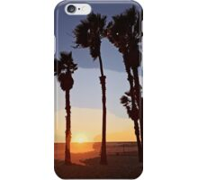 Santa Monica Palms iPhone Case/Skin