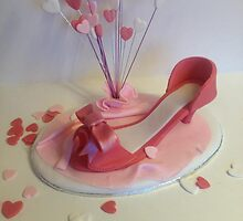 Birthday Girl Shoe by sweetkitten