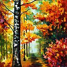 SOUL TIME by Leonid  Afremov