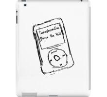 Pierce The Veil ipod - Caraphernelia iPad Case/Skin
