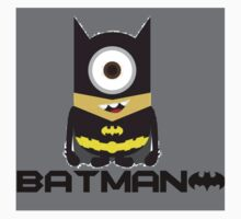 Batman Minion Tee by msashleynicolee