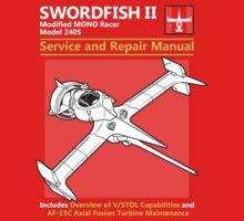 Swordfish Service and Repair Manual by Adho1982