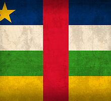 Central African Republic Flag by flaglover