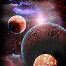 spaceXXXII by sarandis