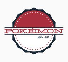 Retro Pokémon Sticker by Jimmy Nutini