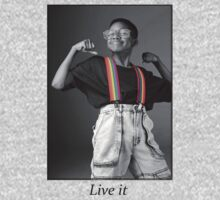 Live it: Steve Urkel by TimVD
