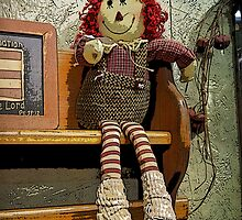 Raggedy Doll by vigor