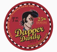 Space Dandy - Dapper Dandy by ClintonD