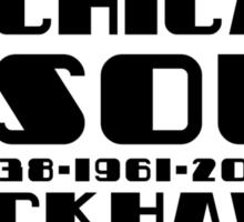 Hawks Legacy Sticker
