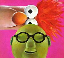The Muppets - Bunsen and Beaker by Kristin Frenzel