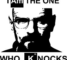 I Am The One Who Knocks by wallyhawk