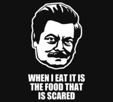 Ron Swanson Quote 2 by HarrisonSteele