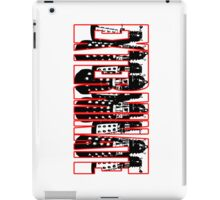 Daleks EXTERMINATE iPad Case/Skin