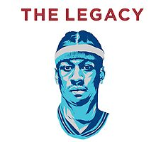 "Allen Iverson ""The Legacy"" by mhykel"