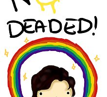 Sherlock- NOT DEADED! by sherlockedphan