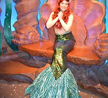 The Little Mermaid ~ Ariel by AngelaHRey